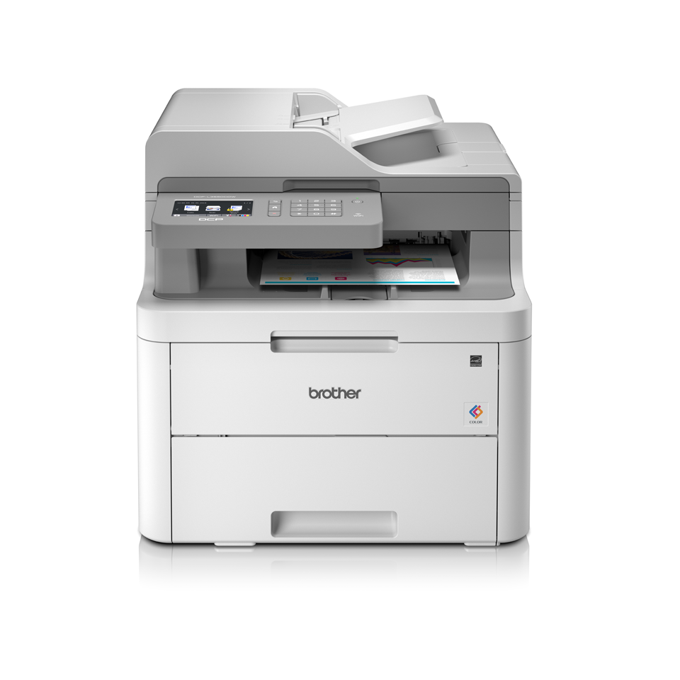 brother Drucker DCP-L3550CDW