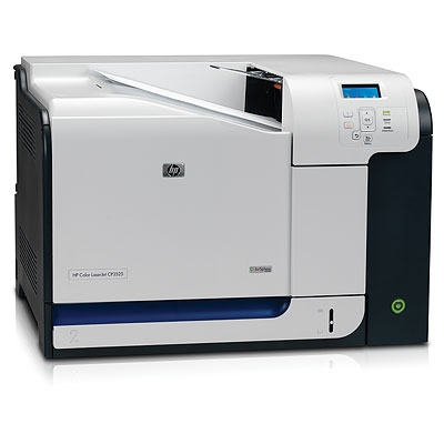 Drucker HP Color LaserJet CP3525