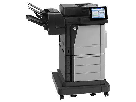 Drucker HP Color LaserJet Enterprise Flow M680z