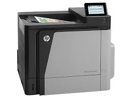 Drucker HP Color LaserJet Enterprise M651n