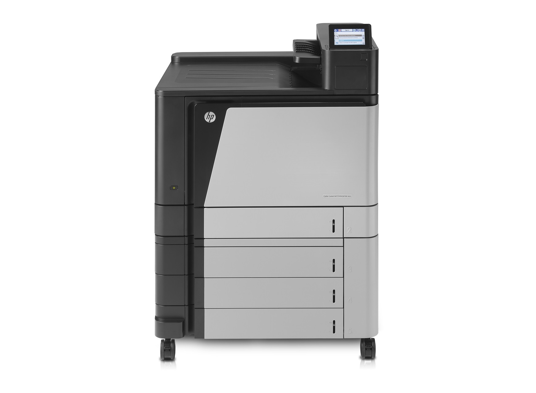 Drucker HP Color LaserJet Enterprise M855xh