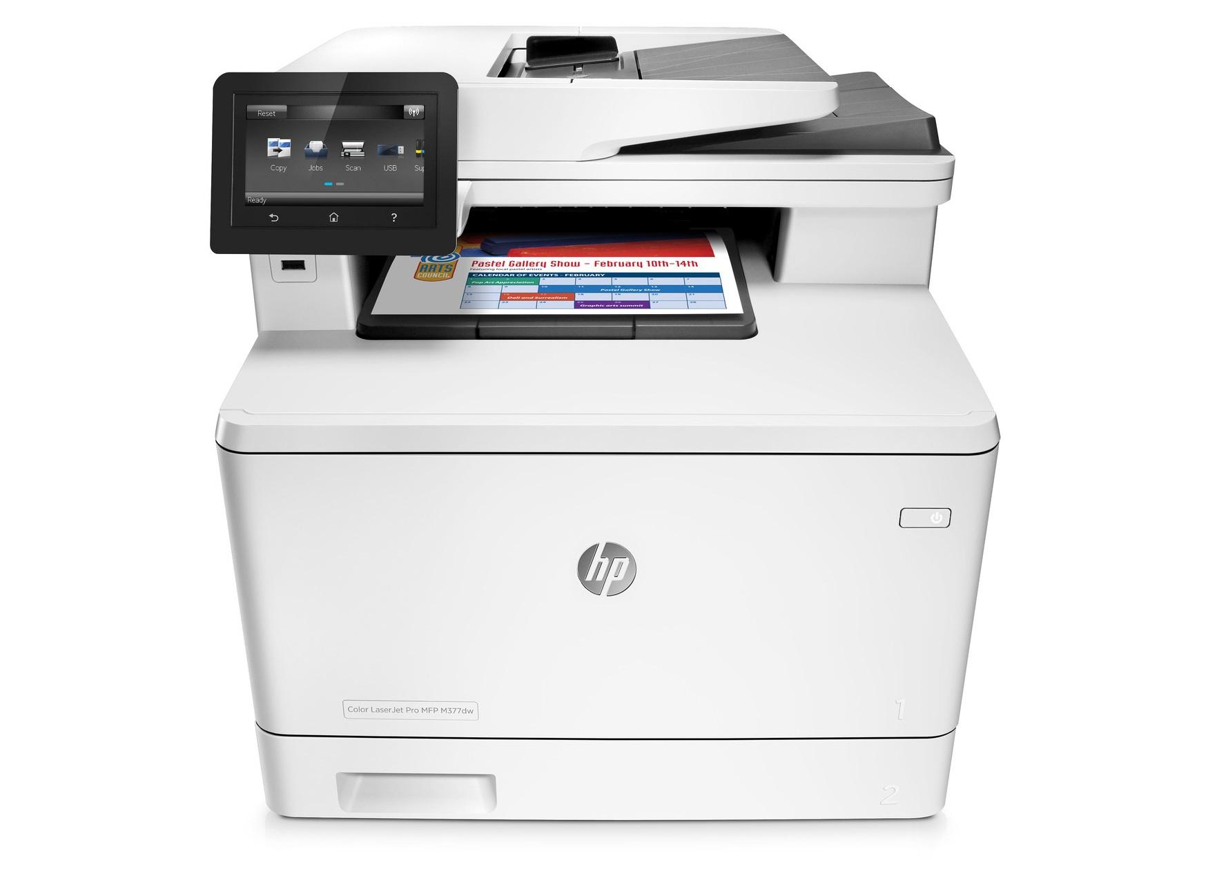 Drucker HP Color LaserJet Pro MFP M377dw