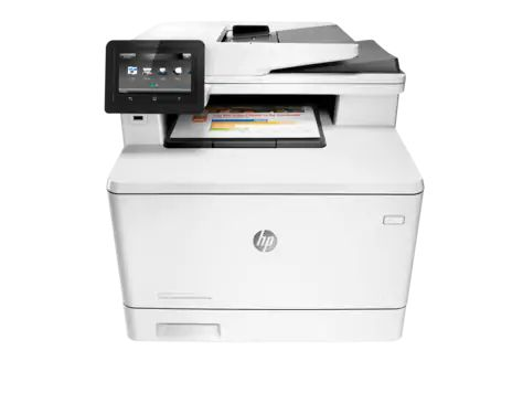 Drucker HP Color LaserJet Pro MFP M477fdn