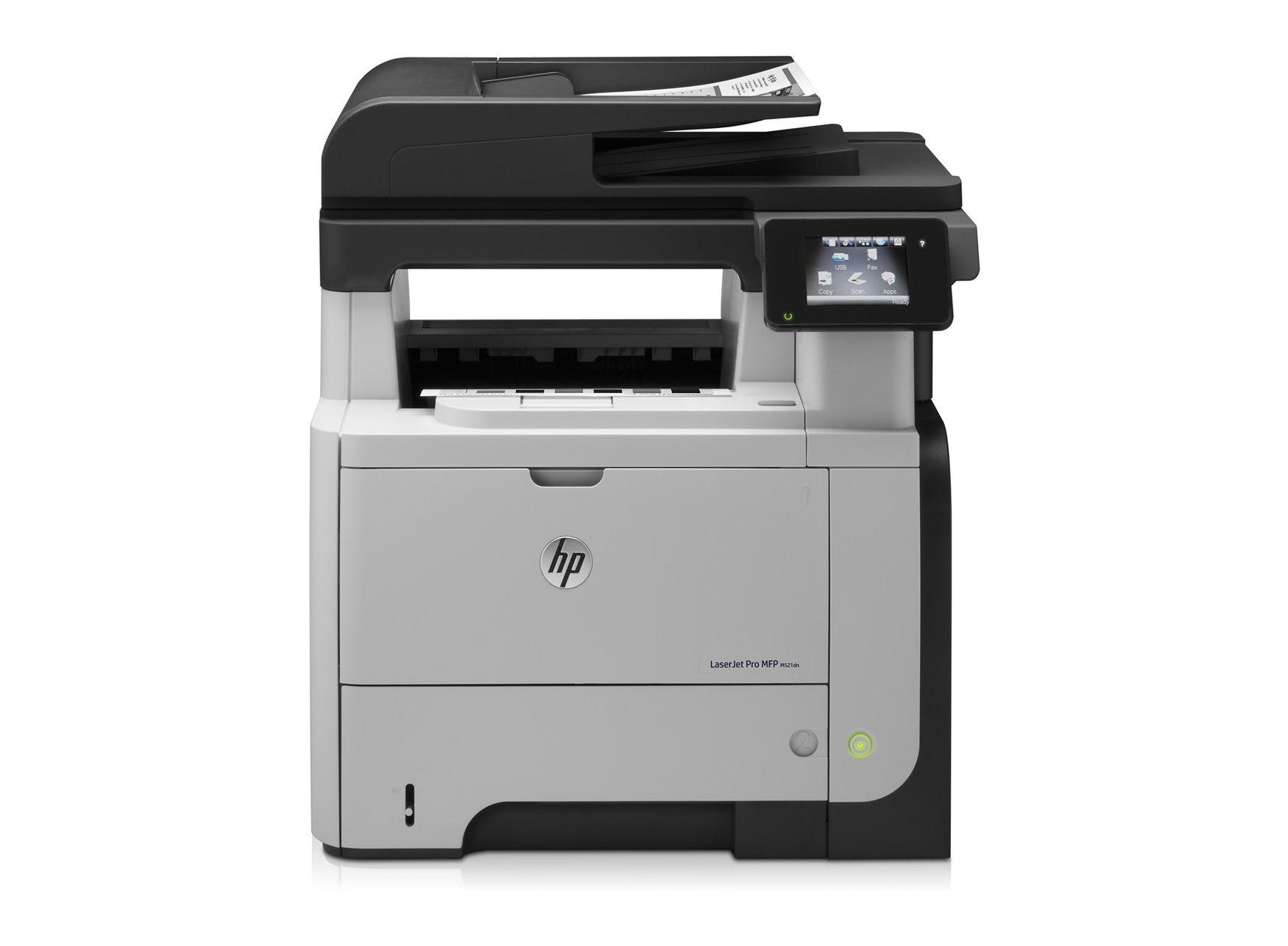 Monochrom Multifunktionsdrucker HP Laserjet Pro MFP M521 - Serie