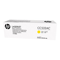 CC532AC  Contract Toner HP 304A gelb