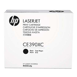 CE390XC  Contract Toner HP 90X schwarz