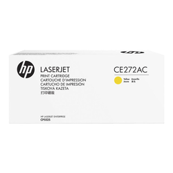 CE272AC  Contract Toner HP 650A gelb