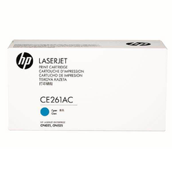CE261AC  Contract Toner HP 648A cyan