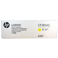 CF382AC  Contract Toner HP 312A gelb