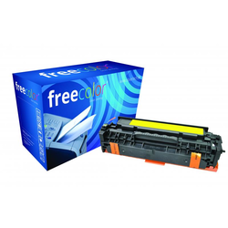 M451Y-FRC Freecolor Toner ersetzt HP CE412A / 305A gelb