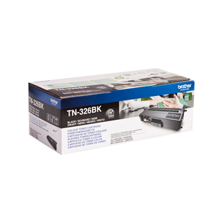 TN-326BK - brother Jumbo-Toner schwarz
