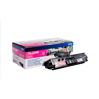 TN-329M - brother Super-Jumbo-Toner magenta