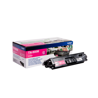 TN-900M - brother Super-Jumbo-Toner magenta
