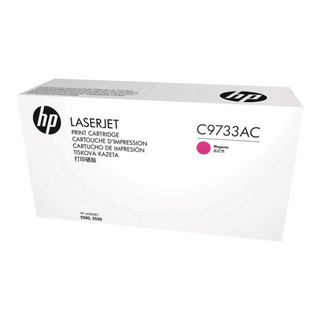 C9733AC  Contract Toner HP 645A magenta