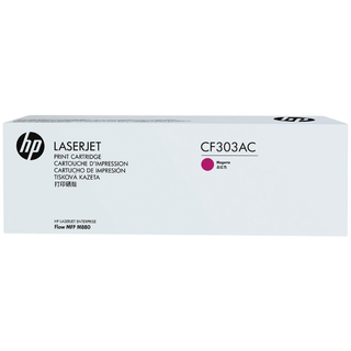 CF303AC  Contract Toner HP 827A magenta