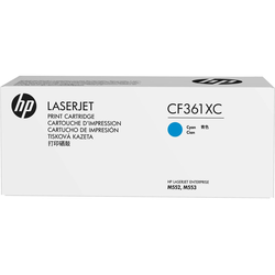 CF361XC  Contract Toner HP 508X cyan
