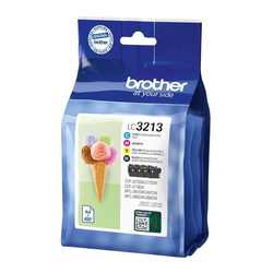 brother Tinte Value Pack LC-3213 (LC-3213VALDR)