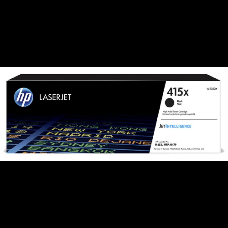 HP 415X Tonerkassette W2030X. schwarz, 7.500 Seiten