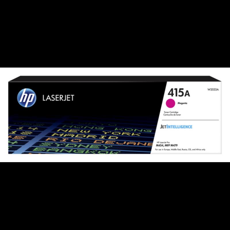 HP 415A Tonerkassette W2033A magenta, 2.100 Seiten