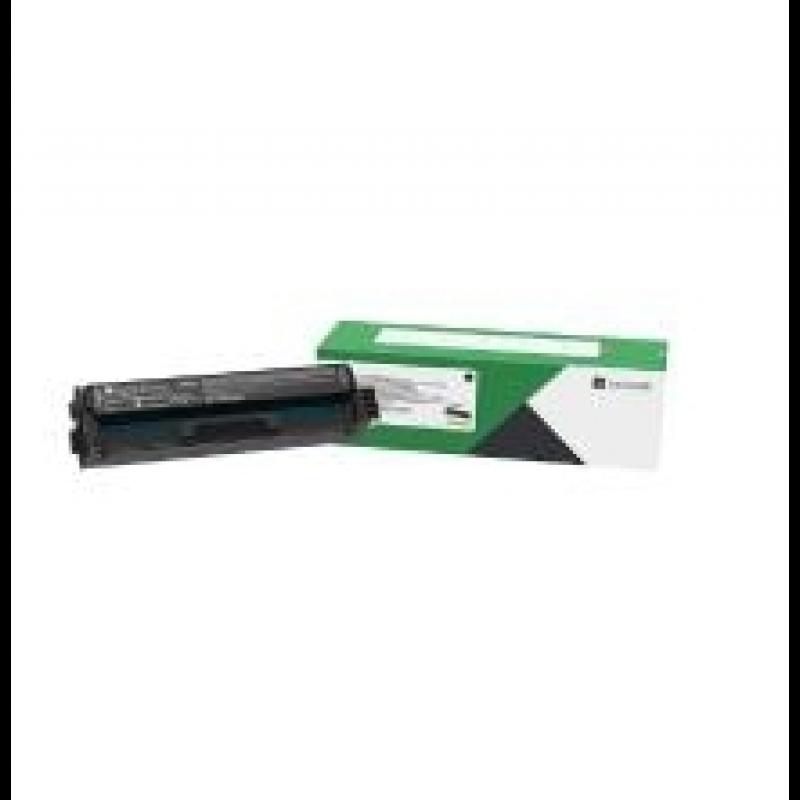 Lexmark Tonerkassette 20N20K0 schwarz, Standard-Reichweite