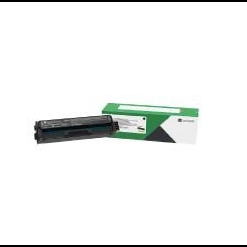 Lexmark Tonerkassette 20N20K0 schwarz, hohe Reichweite