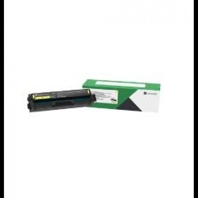 Lexmark Tonerkassette 20N20Y0 gelb, hohe Reichweite