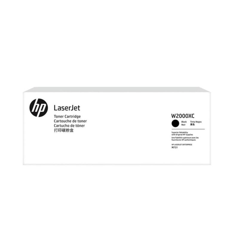 HP 658X Tonerkassette (Contract-Toner) W2000XC, schwarz, 33.000 Seiten