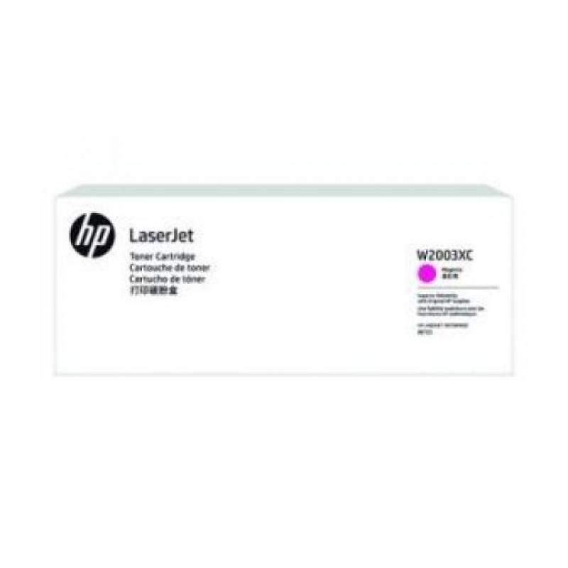 HP 658X Tonerkassette (Contract-Toner) W2003XC magenta, 28.000 Seiten