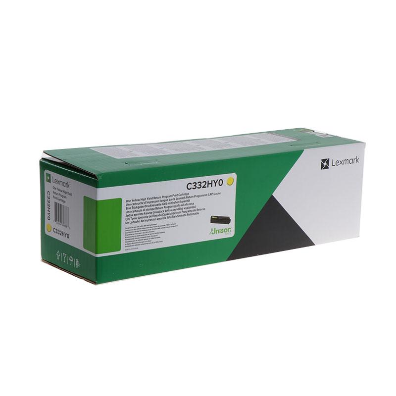 Lexmark Tonerkassette C322HY0
