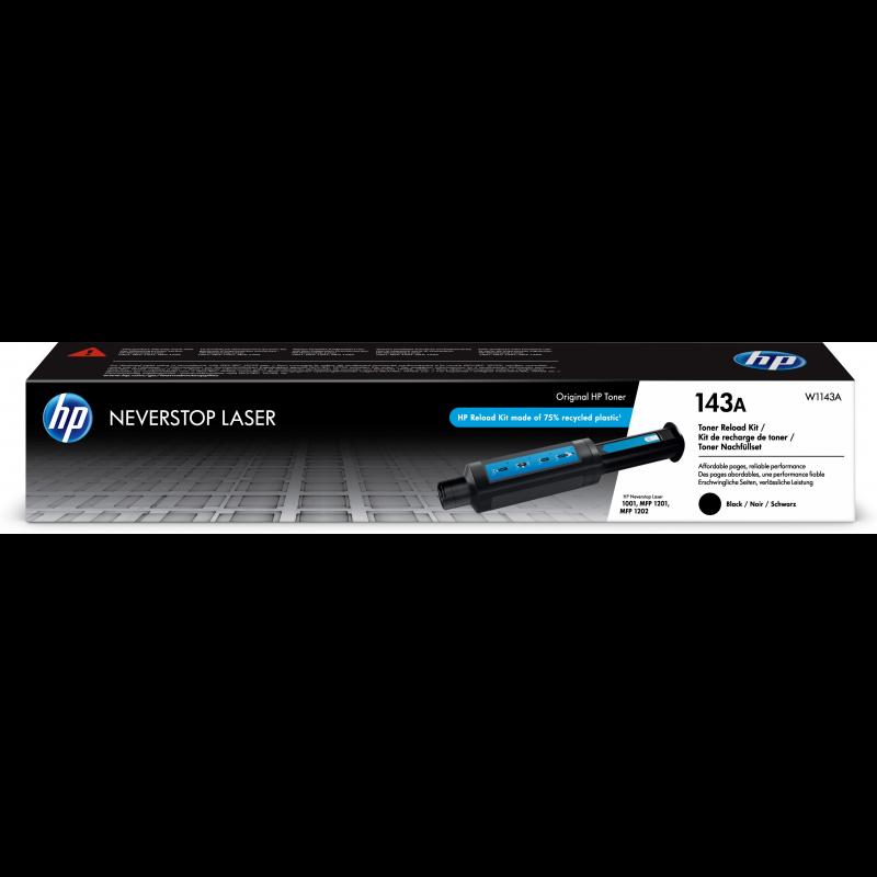 HP 143A Tonerkassette W1143A, schwarz,2.500 Seiten