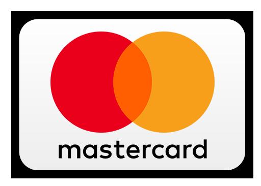 Bezahlen mit Mastercard möglich